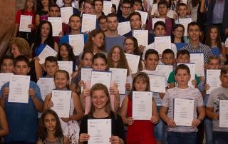 Сертификати на Cambridge в Magna Aula